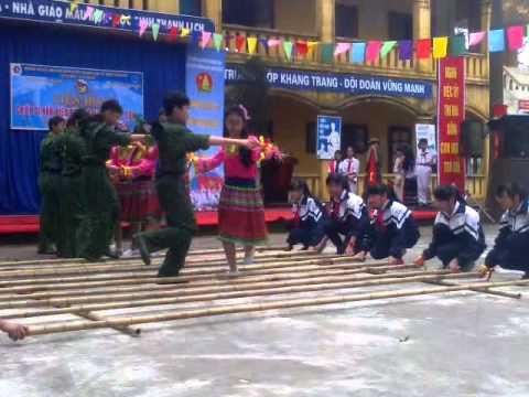 Liên hoan chiến sĩ nhỏ Điện Biên 6_ 2014_ THCS Nam Hồng _ Đông Anh _ Hà Nội