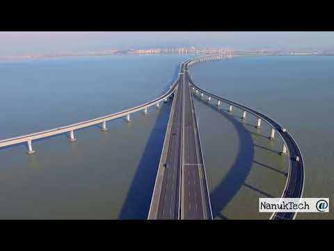 Danyan Kushang Grand Bridge -  Guinness World Record Longest Bridge in the World