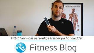 Fitbit Flex - Din Personlige Træner På Håndleddet   Fitness-blog.dk