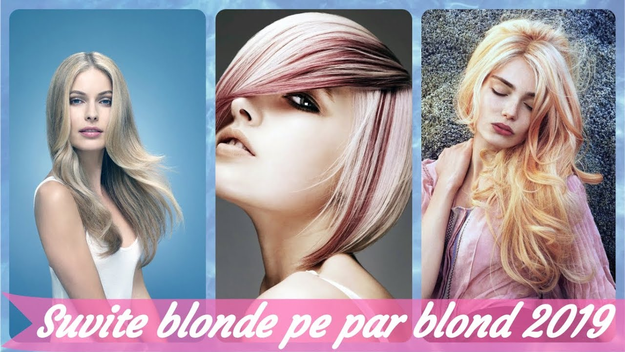Top 20 Suvite Blonde Pe Par Blond 2019