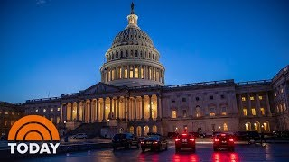 Government Partially Shuts Down Amid Border Wall Impasse   TODAY
