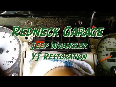Jeep YJ Wrangler Delayed or No Start Diagnosis ECM / PCM