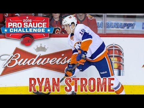2016 Pro Sauce Challenge Ep: 20 Ryan Strome (New York Islanders )