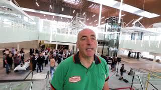Les Halles de Pau ouvertes aux commerçants : la satisfaction de Pierre Lauga