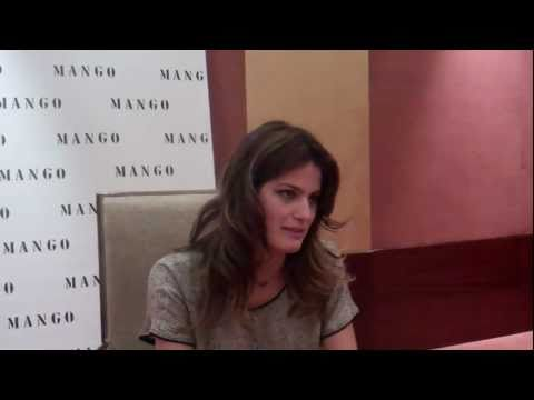 Isabeli Fontana is the new face of MANGO!| Grazia UK