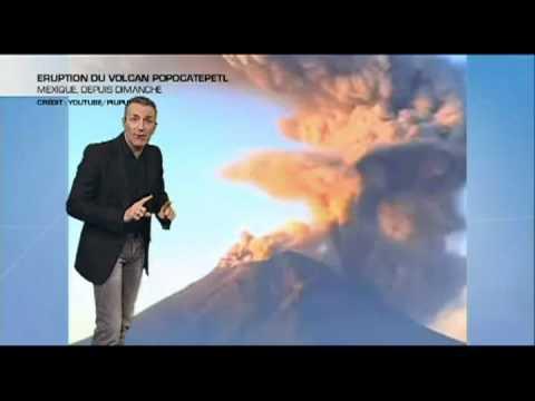 hqdefault - Les volcans en Amériques: Mexique