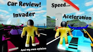 Car review: Invader - Mad City