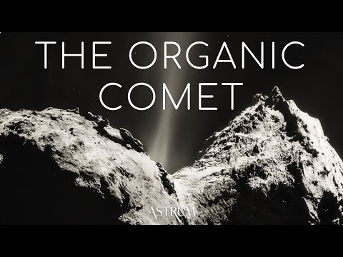 What did ESA's Rosetta-Philae discover at comet 67P/Churyumov–Gerasimenko?