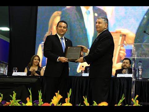 #InformeNacional | Aeropuerto Internacional La Aurora de Guatemala recibe certificación