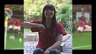 "Total Football ANTV / Football Girlfriend ""Oktiya"" Mp3"