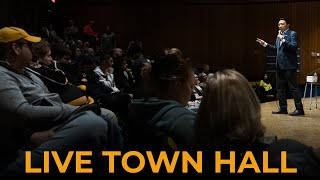 Andrew Yang at Muscatine Town Hall - Live Stream