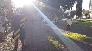 Antichi Popoli: Duelli medievali a San Casciano  2017. Video 4 di 5