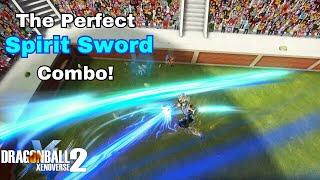 The LEGENDARY SUPER VEGITO! The Best Spirit Sword Combo!