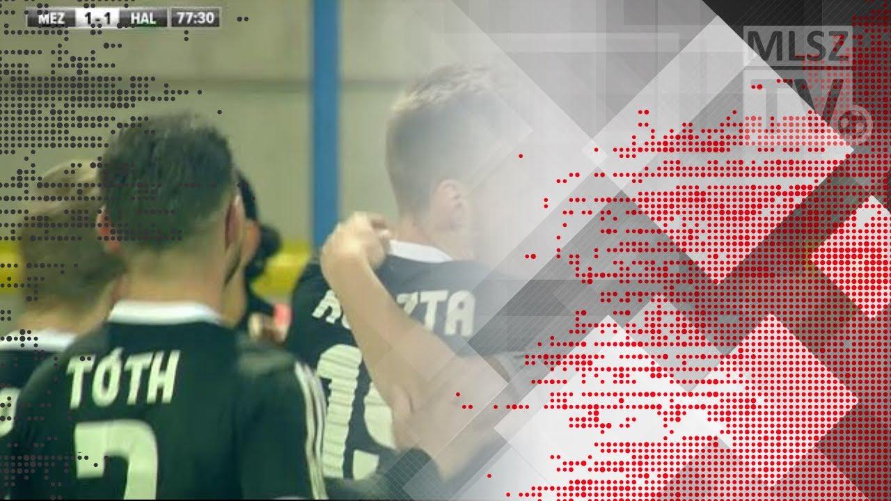 Koszta Márk gólja a Mezőkövesd Zsóry FC - Swietelsky Haladás mérkőzésen