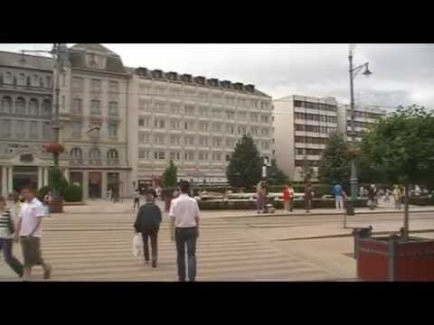 A walk through Debrecen, Hungary