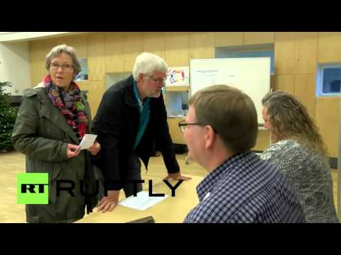 Denmark: Leader of Danish People's Party votes 'no' in EU opt-out referendum