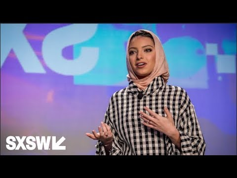 Noor Tagouri: Influencing Impact Through Story and Innovation - SXSW 2017