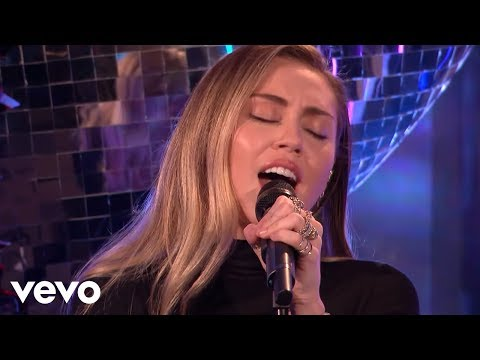 Mark Ronson - Nothing Breaks Like A Heart in the Live Lounge ft. Miley Cyrus