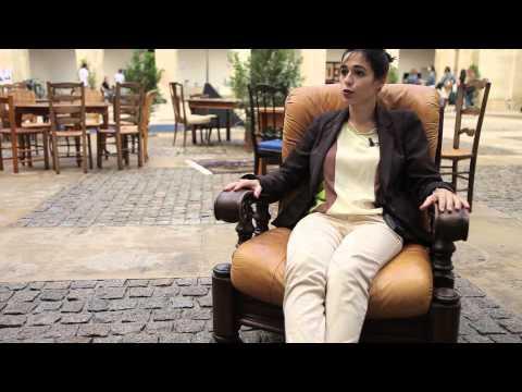 FIFIB 2013 : Interview de Diane Fleri