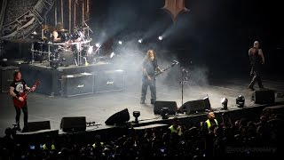 Video Slayer - Angel of death (Movistar Arena, Chile, Mayo 2017) download MP3, 3GP, MP4, WEBM, AVI, FLV Mei 2018