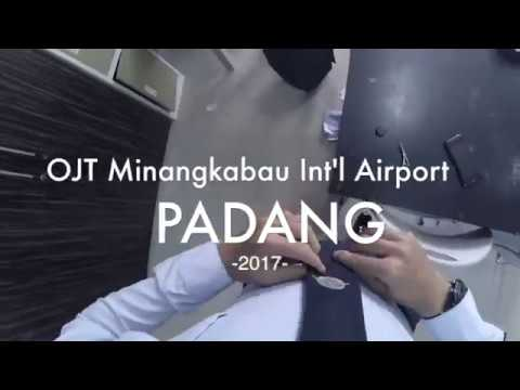 #DAY1 (On The Job Training Bandara Minangkabau- Padang) ATKP Medan 2017 [instagram Video]