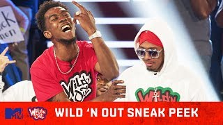 'Love & Hip Hop' Cast Gets Revenge w/ Desiigner, Big Tigger, & More! 🔥| Wild 'N Out | MTV thumbnail