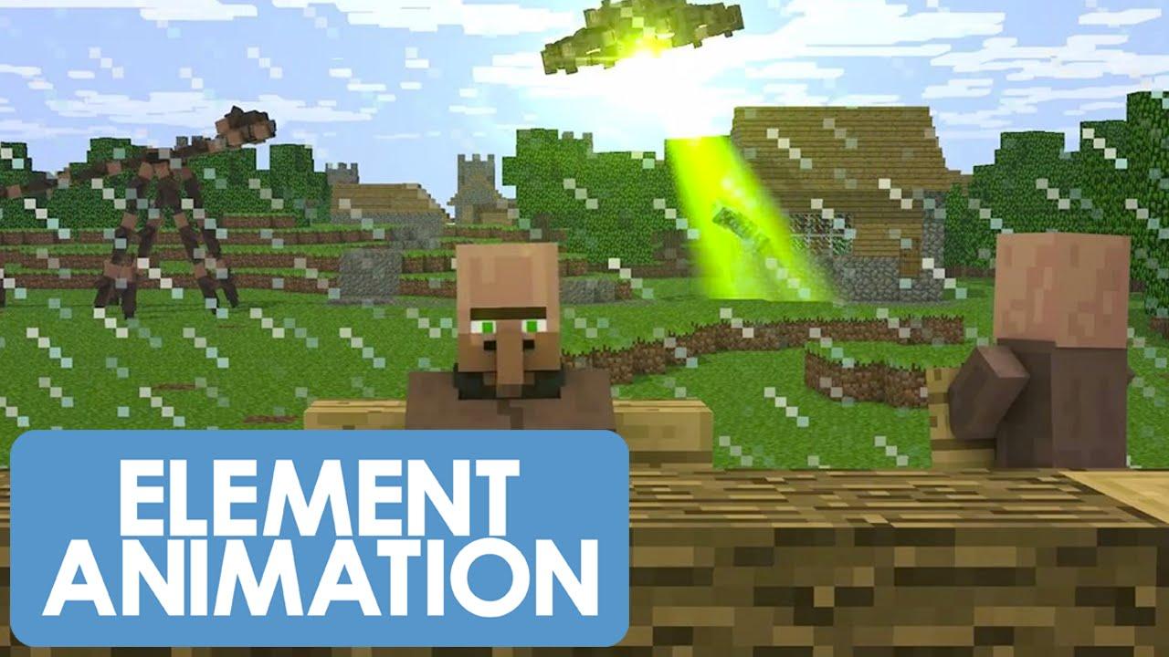 villager news 2 minecraft animation youtube