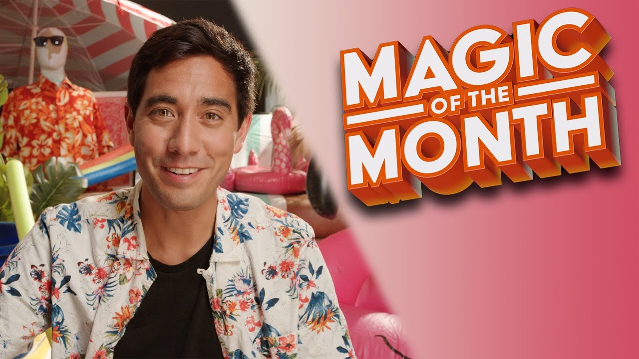 Reacting to your Summer Magic Videos | MAGIC OF THE MONTH - June 2021