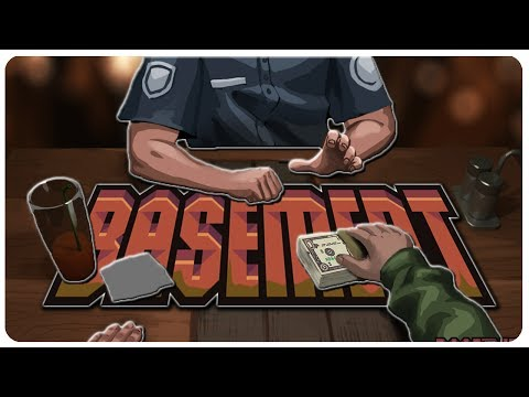 Who Is It? Goons. Who? HIRED GOONS! | Basement Gameplay #5 (Story Mode Update)