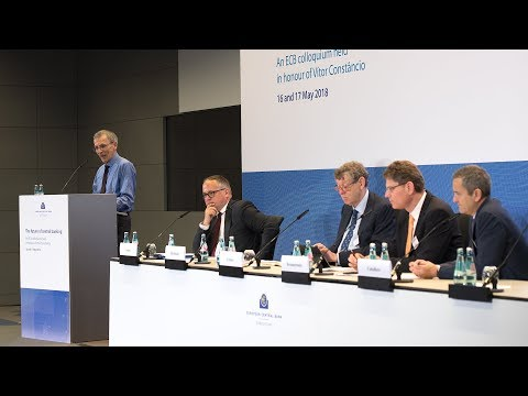Colloquium on the future of central banking - Session 1: The future of macroeconomics