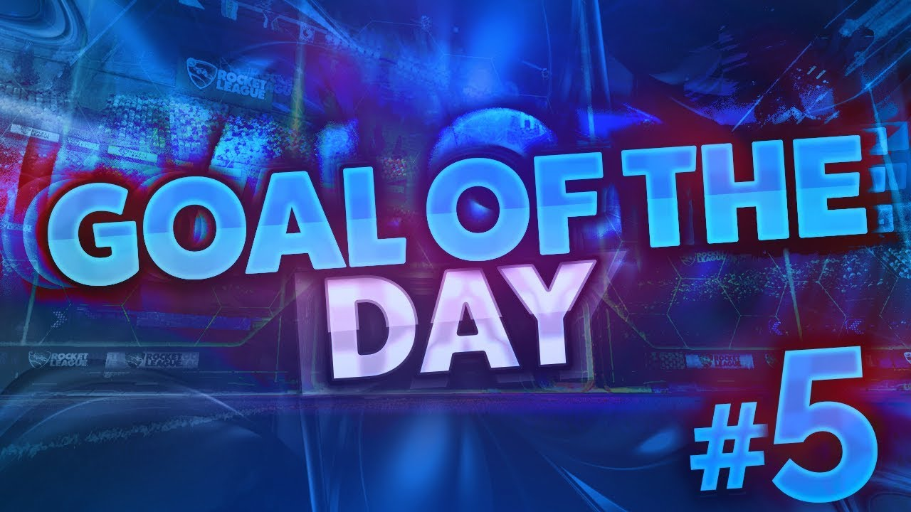 CLUTCH SQUISHY MUFFINZ TYPE SHOT Goal of the Day #5 (Rocket League Best Goals / Highlights ...