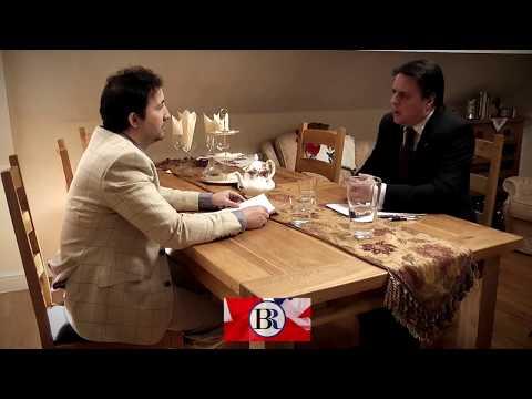 Nick Griffin interview with Jack Sen - 40,000 views until Youtube....