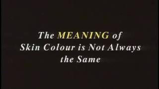 Stuart Hall RACE the FLOATING SIGNIFIER (1997) trailer .m4v