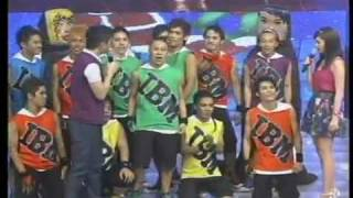 IBM DANCE GROUP ON SHOWTIME