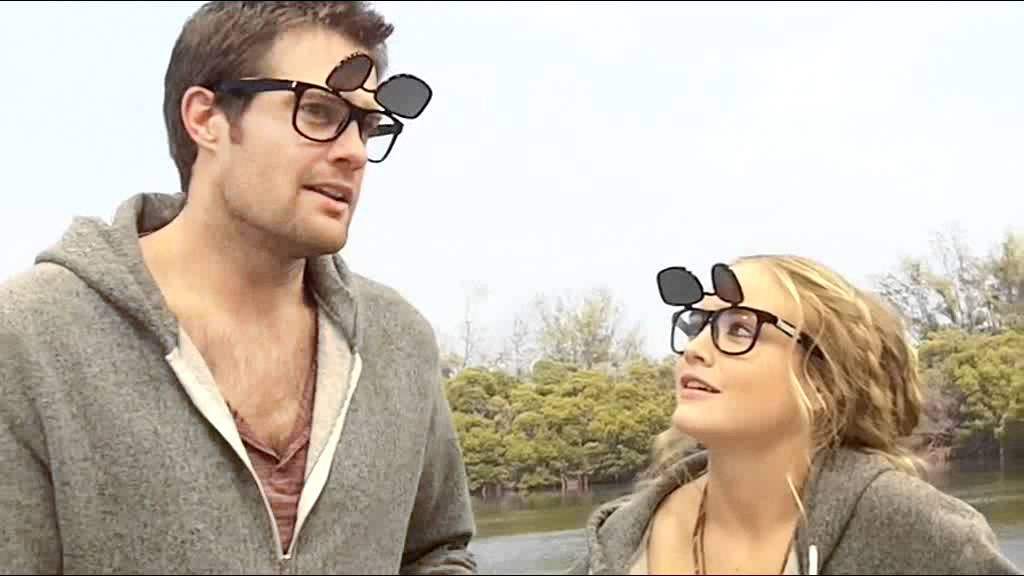 Download THE FINDER stars Geoff Stults & Maddie Hasson talk from the set!