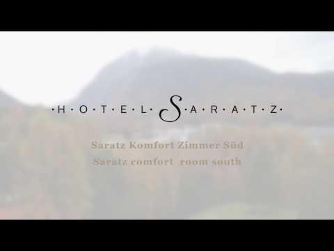 Saratz Komfort Zimmer Sued
