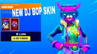 NEW DJ BOP SKIN IN FORTNITE