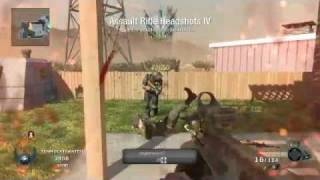 Call of Duty: Black OPs - Forcing the Draw (NUKETOWN)
