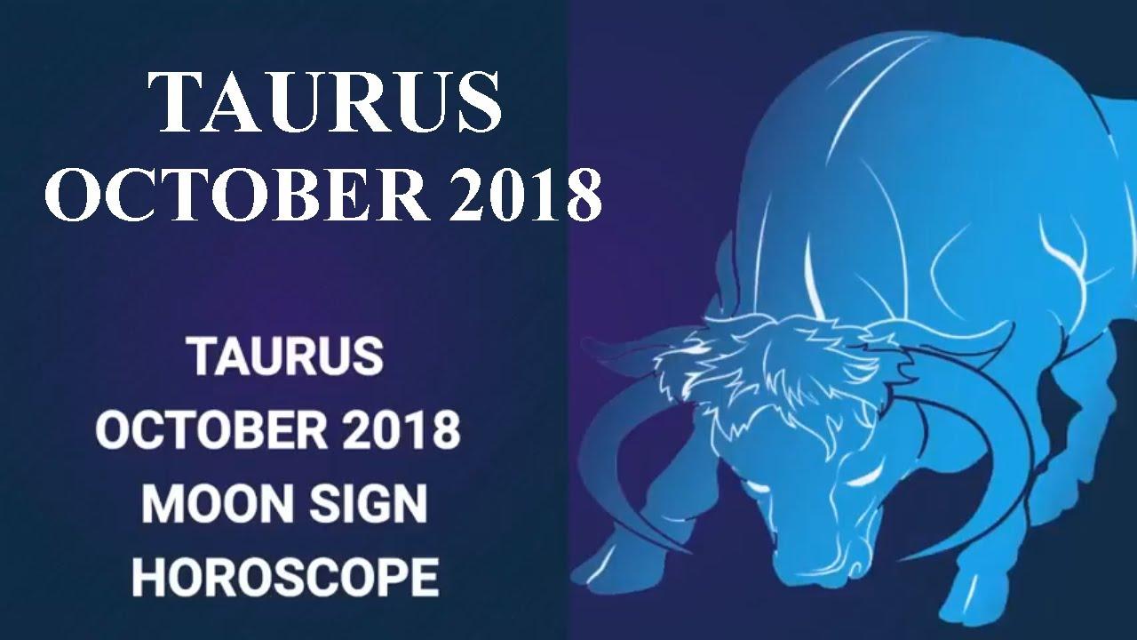Taurus (Vrishabh Rashi) October 2018 Horoscope | Astrology Moon Sign Vedic  Predictions