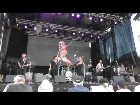Gail Page | Keep Your Eyes On The Prize | Broadbeach Blues 2016 - 1/9