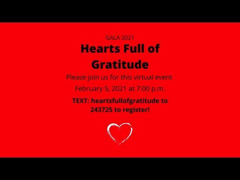"Sacred Heart Catholic School ""Hearts Full of Gratitude"""