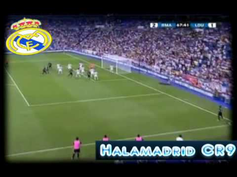 Real Madrid 4 - Liga de Quito 2