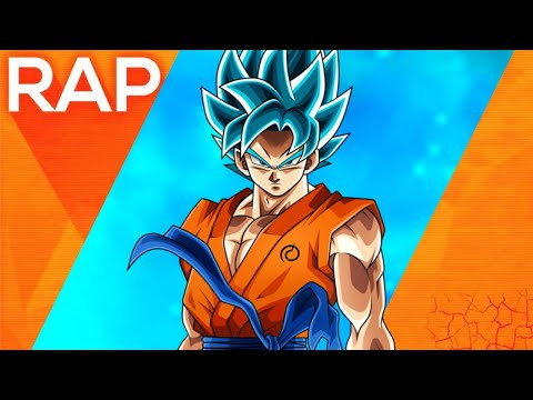 Rap de Goku EN ESPAÑOL (Dragon Ball Super) - Shisui :D - Rap tributo n° 70