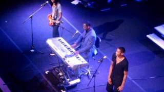 Brian McKnight - 6, 8, 12 & The Rest of My Life (Live, ft. his sons)