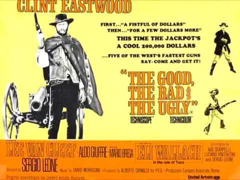 The Good, The Bad and The Ugly (Western Song Wawawa) John Hembd Video Edit