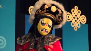 The Man with Fifteen Faces: Secrets of the Zhejiang Wu Opera