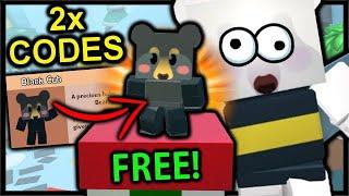 How To Get *FREE* CUB BUDDY & 2x New CODES! | Roblox Bee Swarm Simulator