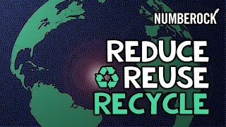 Reduce, Reuse, Recycle Song For Kids | The 3 R's of Recycling