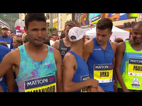 Mattoni Ústí nad Labem Half Marathon 2017 English Commentary Broadcast