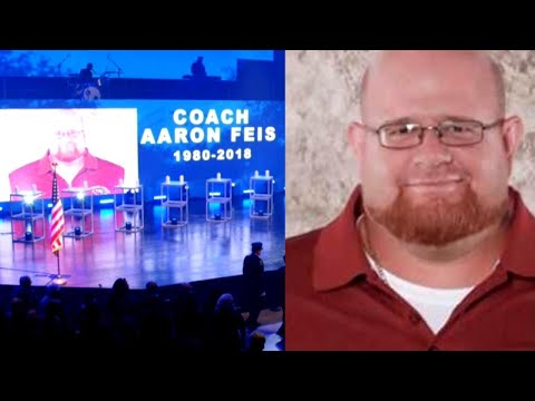 Coach Aaron Feis, Who Shielded Florida Teens from Gunman, Called Hero at Funeral